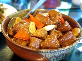 Hunan Mao: Mao's Braised Pork with Garlic