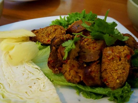 Pailin Thai: Northern Sausage
