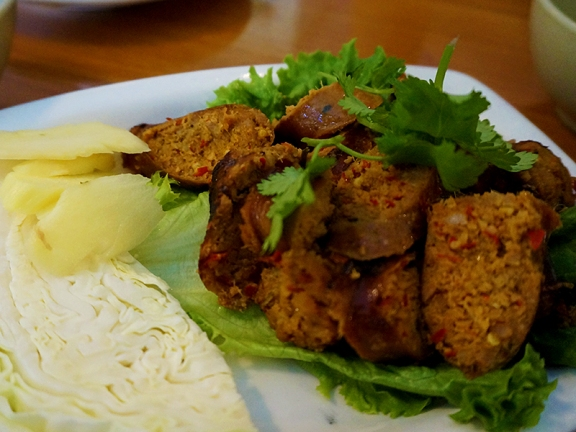 Pailin Thai: Northern Sausage