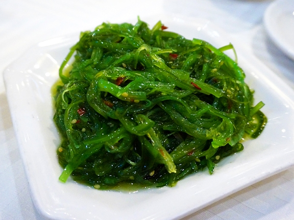 Sea Harbour: Sea Weed with Special Sauce