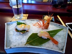 Kiyokawa: Shellfish Duo