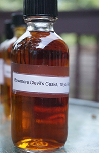 Bowmore, Devil's Casks