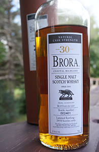 Brora 30, 6th Release