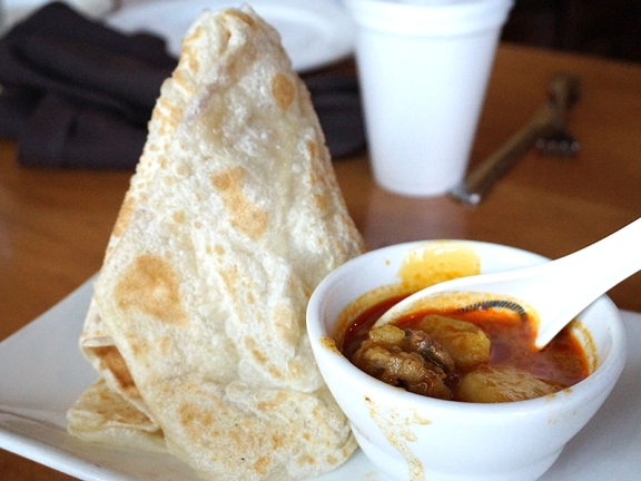 Peninsula: Roti Canai