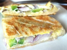 Peninsula: Roti Telur Closeup