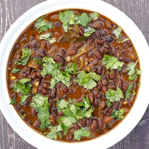 Rajma with Rancho Gordo San Franciscano Beans