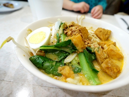 Satay 2 Go: Curry Mee