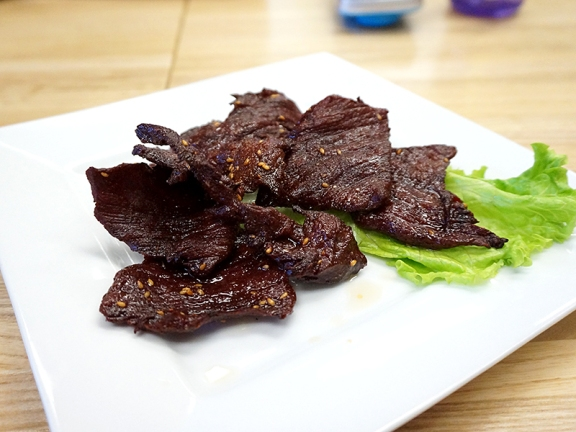 Bangkok Thai Deli: Thai Beef Jerky