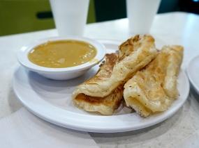 Satay 2 Go: Roti Canai