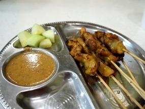 Satay 2 Go: Chicken Satay