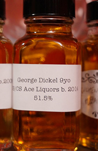 George DIckel 9, Ace Liquors