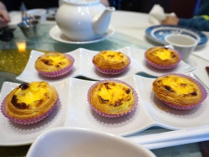 Macao Egg Custard