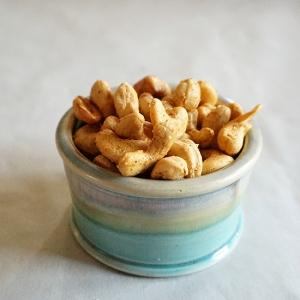 Spiced Cashews