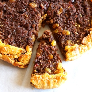 Spiced Meat Tart