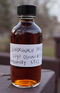 Glendronach 20, 1993