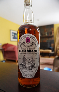 Glen Grant 21, G&M