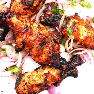 Un-Tandoori Chicken