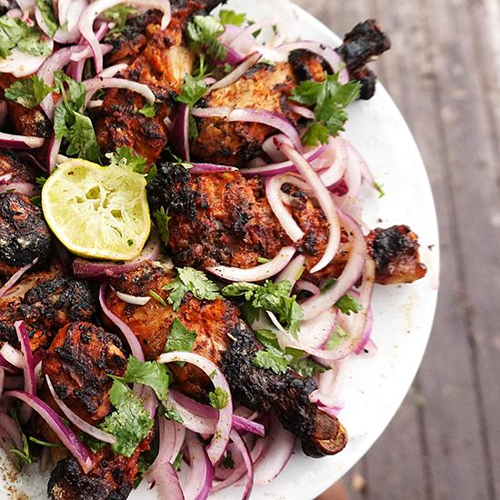 Un-Tandoori Chicken
