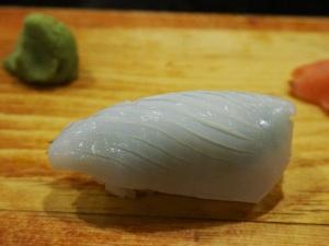Sushi Fix: Ika