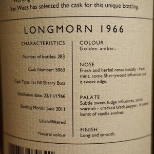 Longmorn 44, 1966