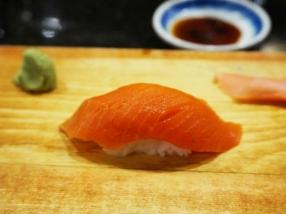 The sockeye salmon, however, was very nice.