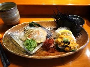 Sushi Sushi: Sashimi Course