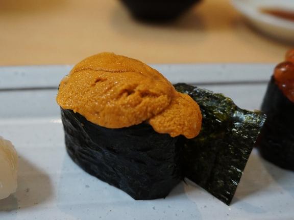 Uni (Sea Urchin Roe)