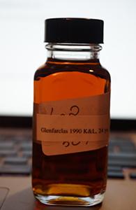 Glenfarclas 24, 1990