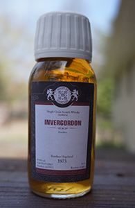 Invergordon 39, 1973, Malts of Scotland