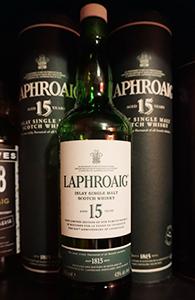 Laphroaig 15, 200th Anniversary