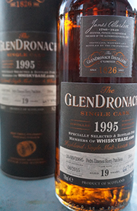 Glendronach 19, 1995 for Whiskybase