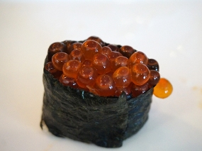 Not the best ikura/salmon roe but also not objectionable at all.