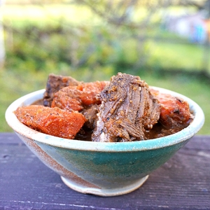 Pot Roast with Indian Spices