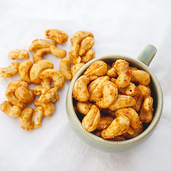 Honey-Chilli Cashews