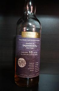 Laphroaig 13, 1998, Kintra Whisky