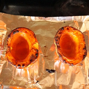 Roasted Ambercup Squash
