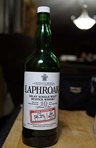 Laphroaig 10 CS, Batch 002