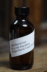 Benrinnes 20, 1995 (Signatory for K&L)