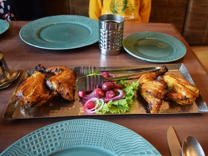 Punjabi by Nature: Tandoori Chicken