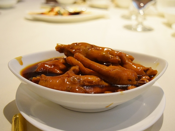 I had no idea chicken feet could be elevated like this. I could have had a large bowl of it by myself and been happy.
