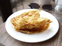 Very good Malabar porotta.
