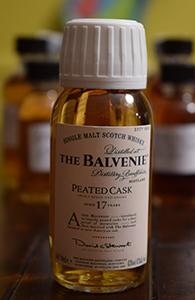 Balvenie 17, Peated Cask