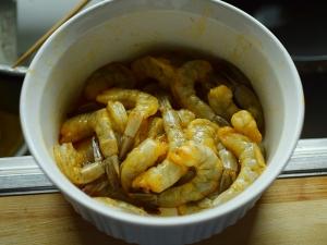 Coated Shrimp
