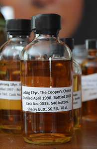 Ledaig 17, 1998, Cooper's Choice