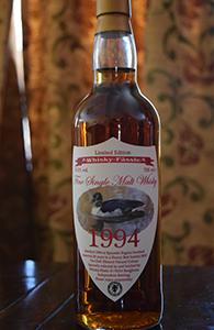 Undisclosed Speyside 20, 1994, Whisky Fässle