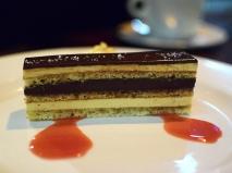 Meritage: Gâteau L'Opéra