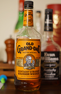 Old Grand-Dad, 80 Proof