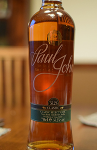 Paul John Classic Select