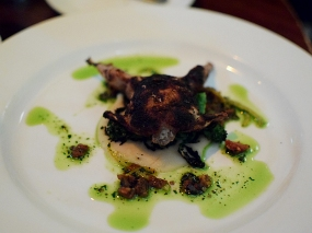 Meritage: Marinated Grilled Quail