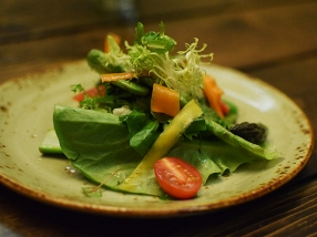 Heirloom: Vegetable Salad